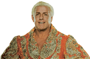 WWE Hall of Famer Ric Flair signs a new contract with the WWE