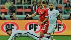 Russia vs New Zealand FIFA Confederations Cup 2017 Match