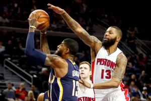 Detroit Pistons vs Indiana Pacers