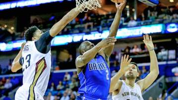 New Orleans Pelicans vs Dallas Mavericks