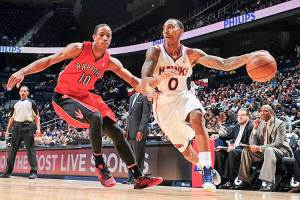 Toronto Raptors vs Atlanta Hawks