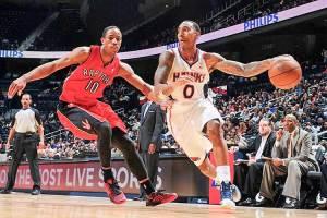 Toronto Raptors vs Atlanta Hawks