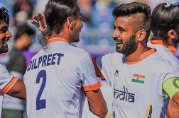 CWG 2018 India vs Wales Hockey Match