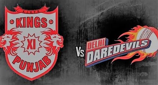 IPL 2018 Kings XI Punjab (KXIP) vs Delhi Daredevils (DD)