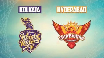Kolkata Knight Riders vs Sunrisers Hyderabad IPL 2018