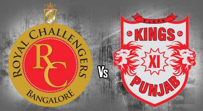 Royal Challengers Bangalore vs Kings XI Punjab