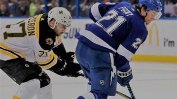 Tampa Bay Lightning vs Boston Bruins