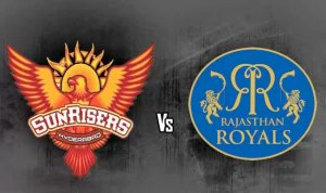 Sunrisers Hyderabad (SRH) vs Rajasthan Royals (RR) IPL 2018