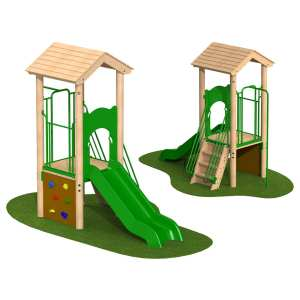 single tower, Playcubed, Valley Provincial, Primary school playground, recreation area, playground installation, playground construction, bespoke playground design, playground landscaping, playground activity frame