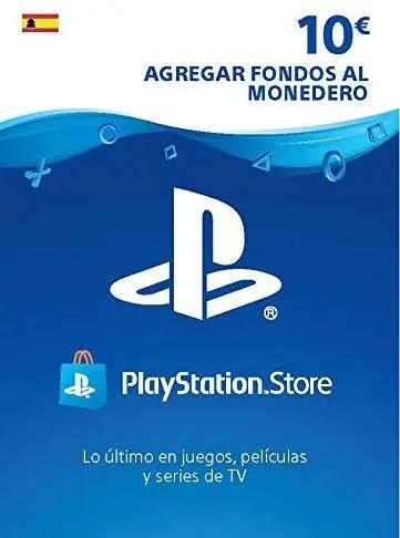 PlayStation Store Gift Card de $10 – España – Código Digital