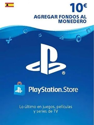 PlayStation Store Gift Card de $10 – España – Código Digital