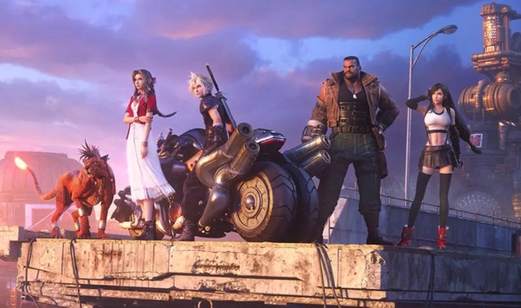 """El productor de Final Fantasy 7 Remake tiene una """"idea aproximada"""" sobre el número total de partes"""
