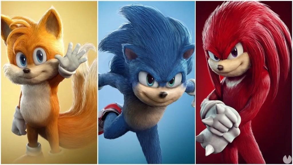 Sonic the Hedgehog 2 llegará a los cines el 08 de abril del 2022