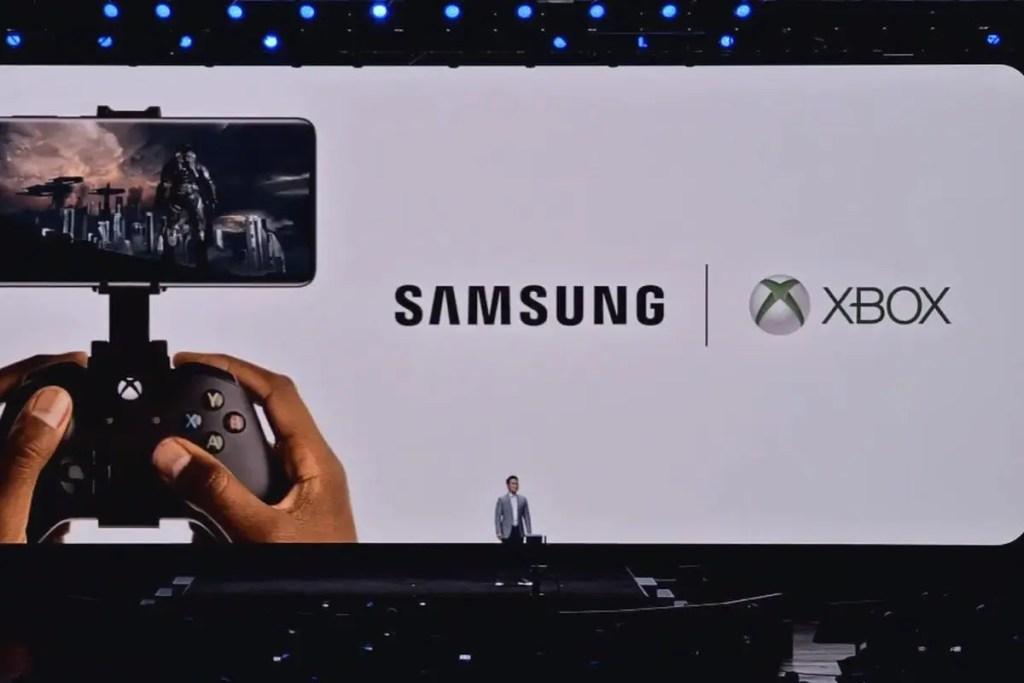 Xbox anuncia colaboración con Samsung para su servicio de juegos en la nube