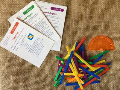 guided math task cards