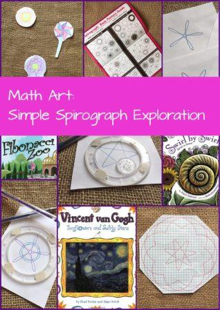 spirograph math art