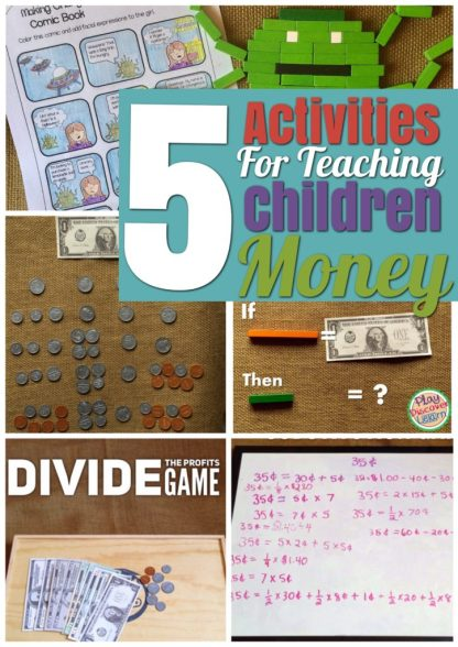 teaching children money