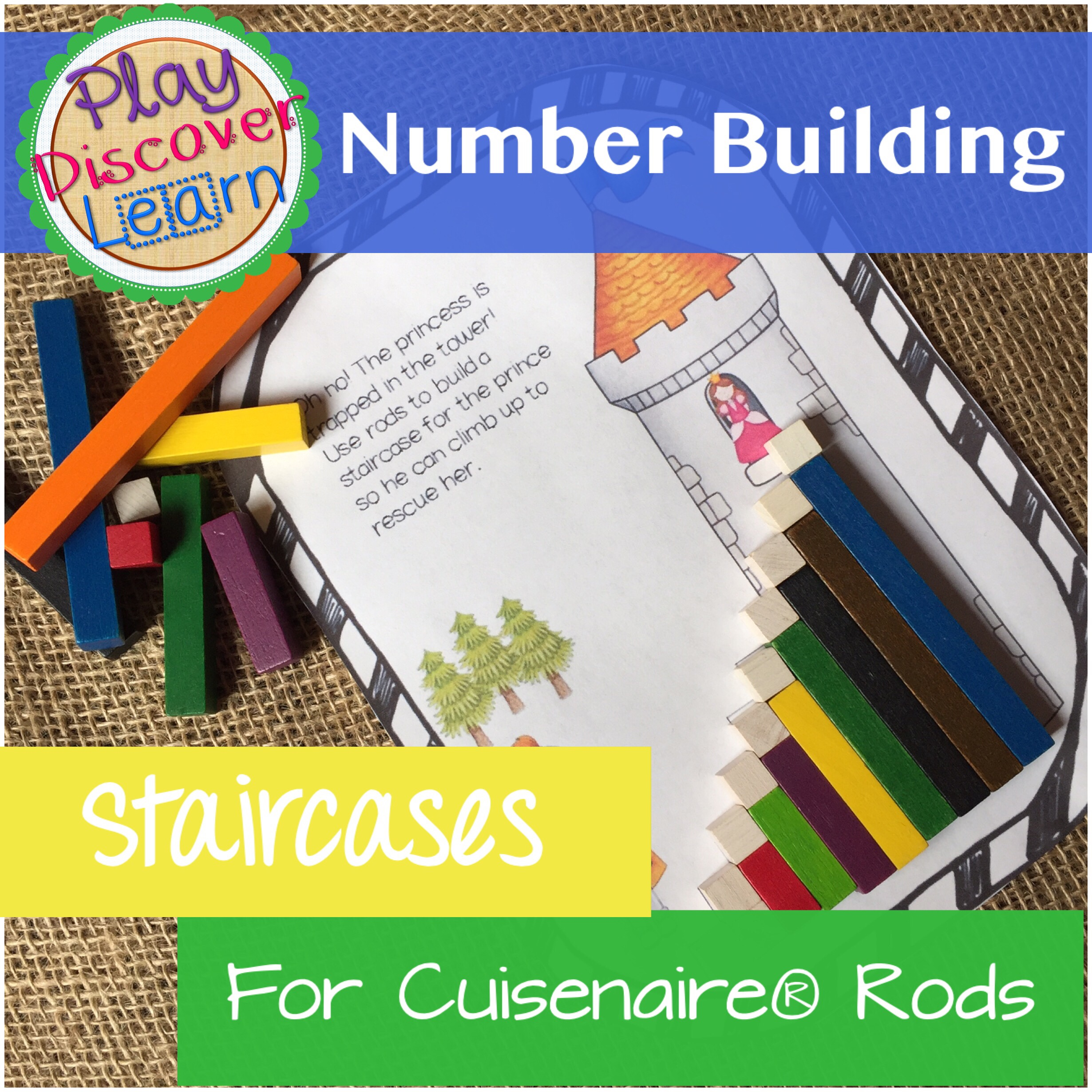 number building staircases