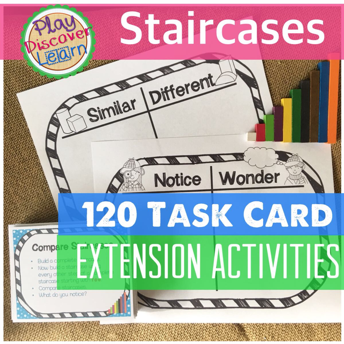 staircase extension activities