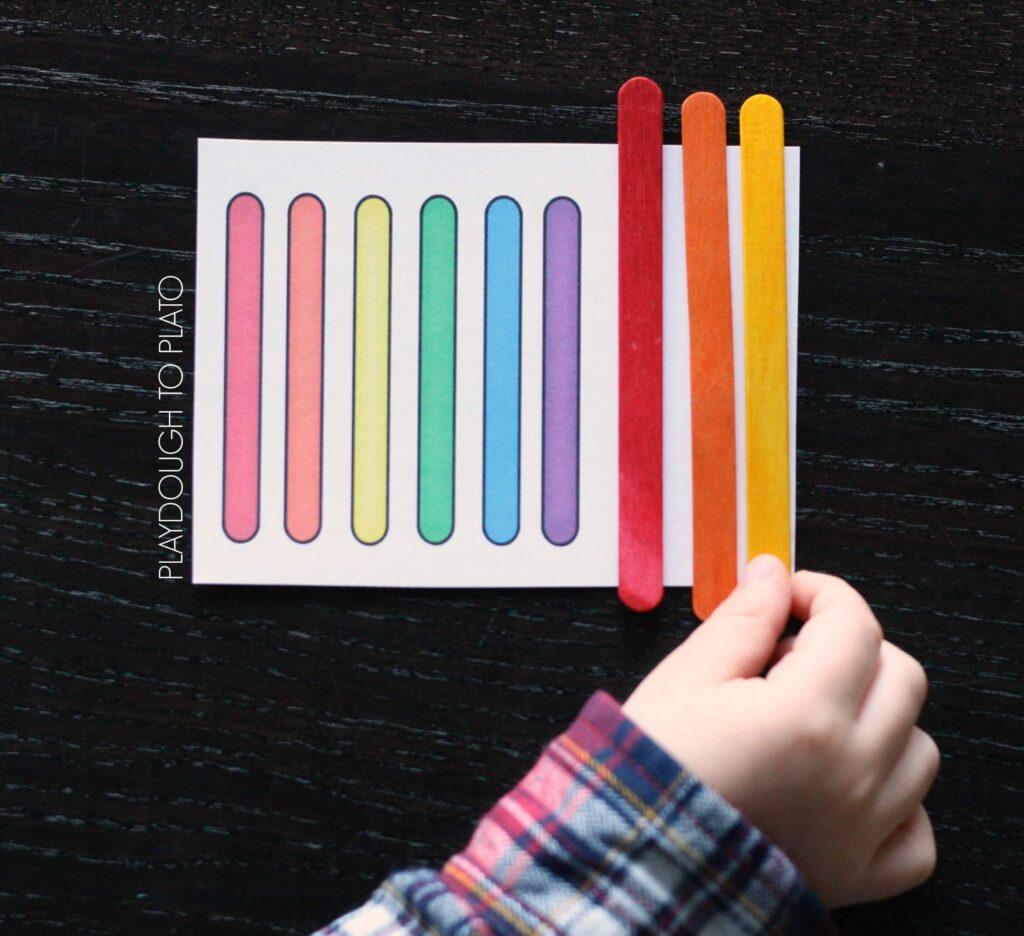 Craft Stick Patterns