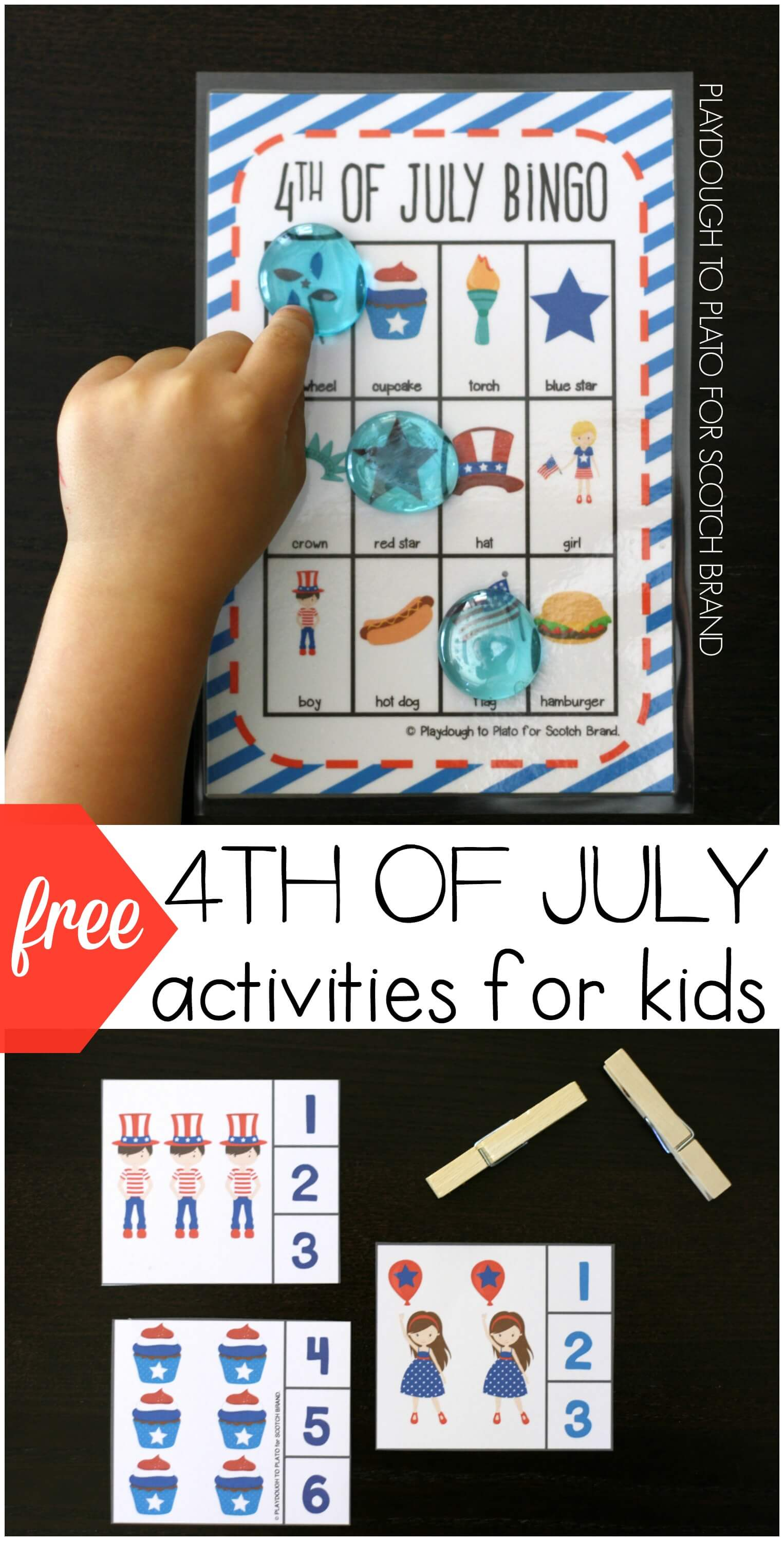 Free 4th Of July Activities For Kids