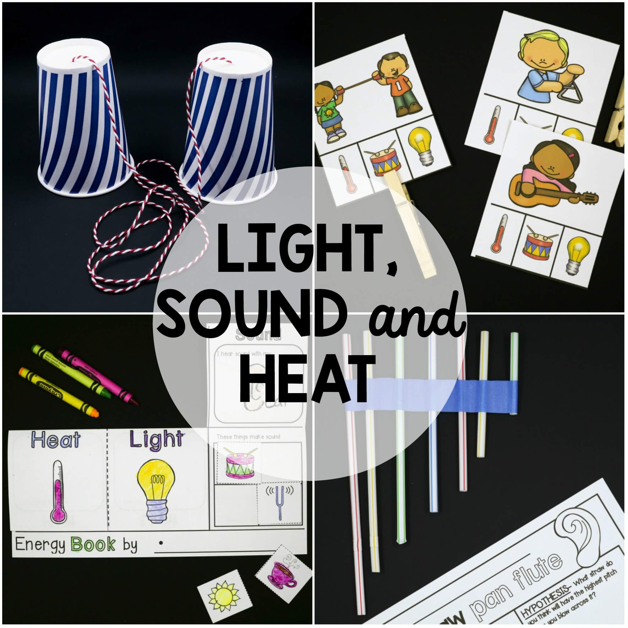 Light Sound And Heat
