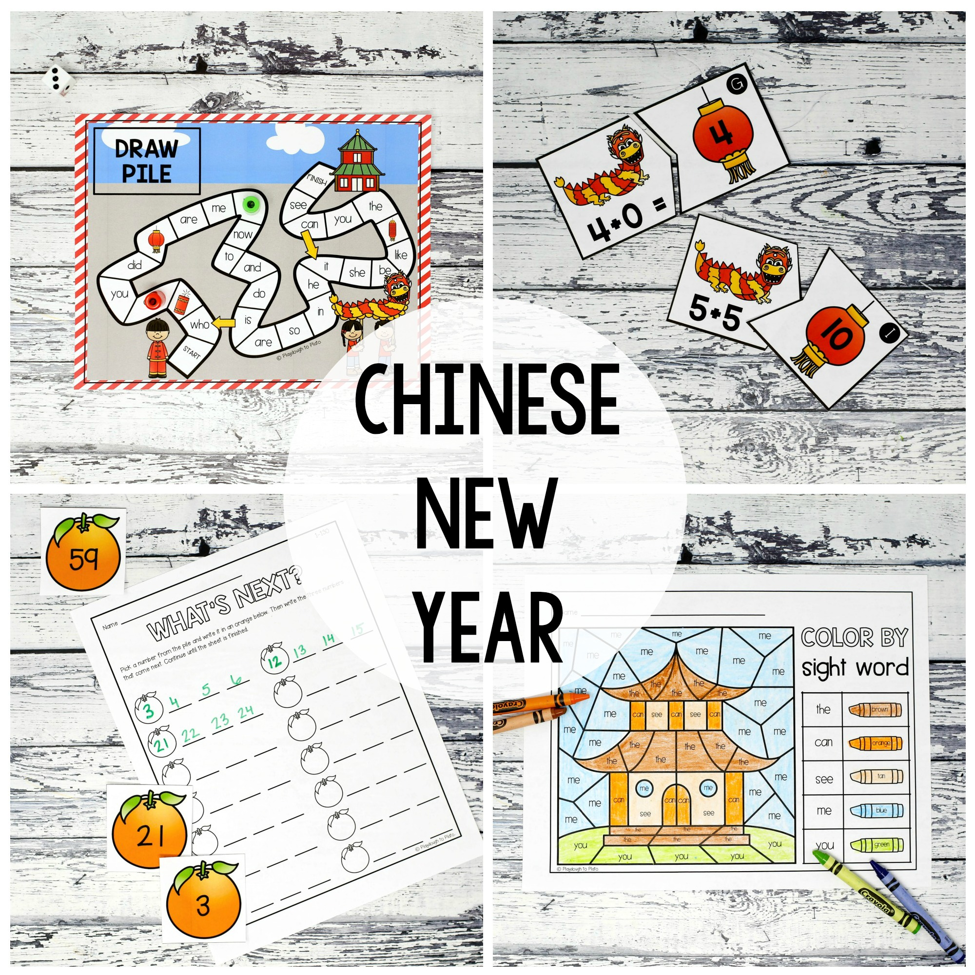 Chinese New Year Centers