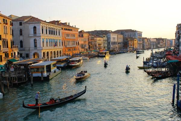 水の都ベニス/イタリア
