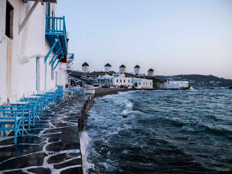 ミコノス島/ギリシャ