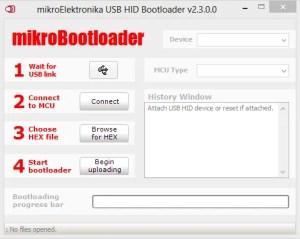 Mikroe mikroBootloader