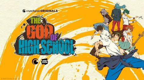 Crunchyroll apuesta a lo grande: The God of High School tiene ...