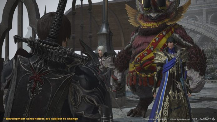 Final Fantasy XIV patch 5.4 adds a new test and attack mode