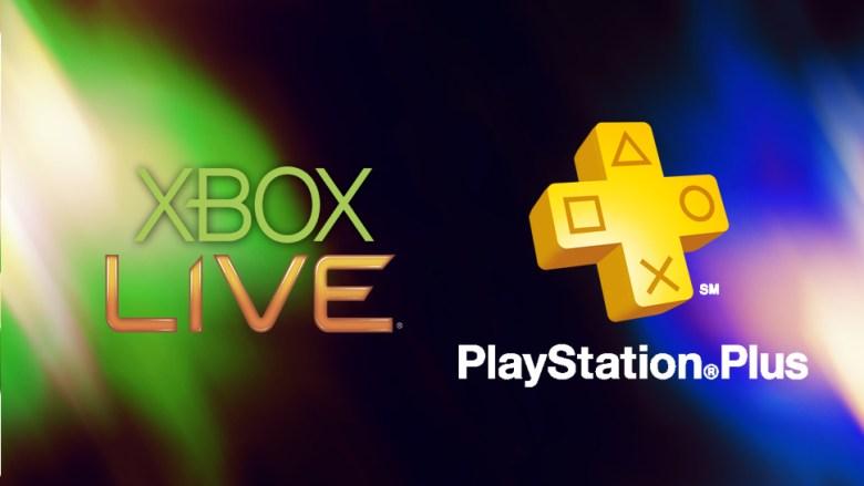 xbox live ps plus