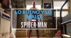 Después de haberle dedicado varias horas, es hora de verLo bueno y lo malo de Marvel's Spider-Man