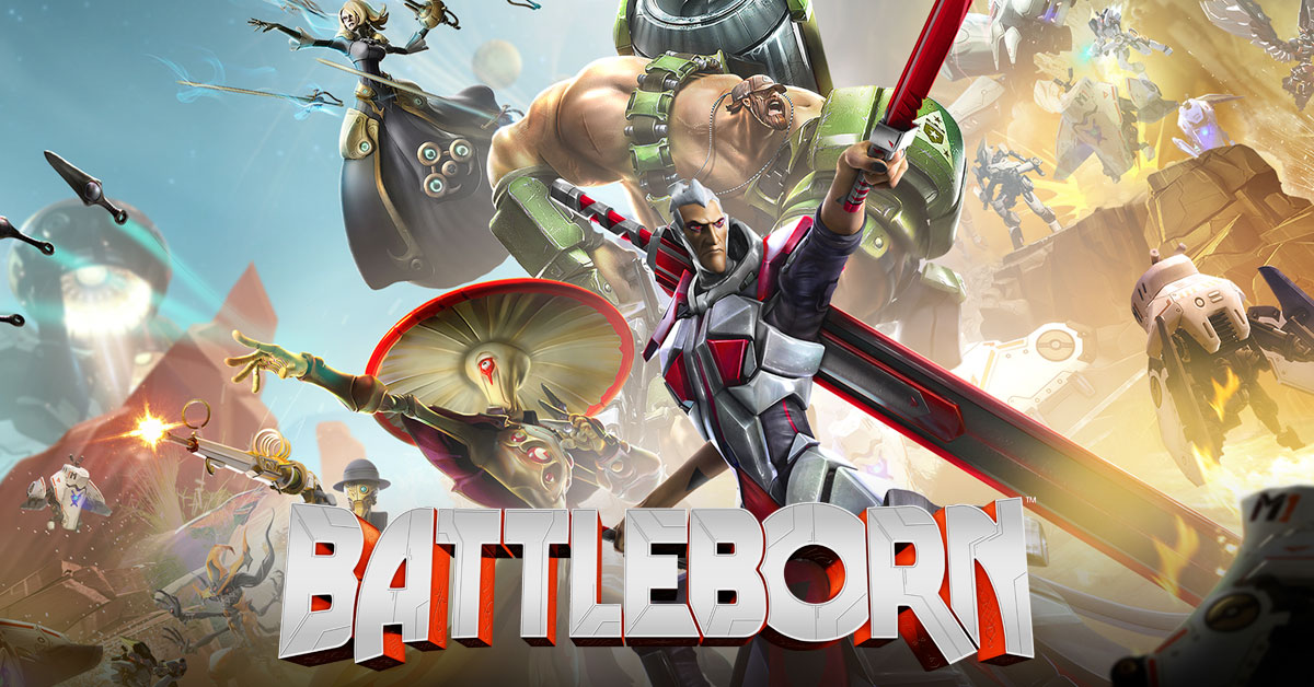 battleborn Juegos multijugador que fracasaron
