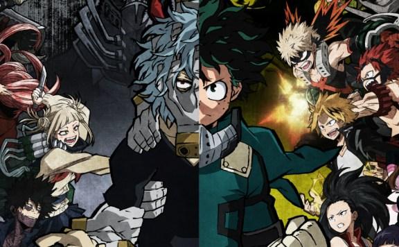 my hero ones justice