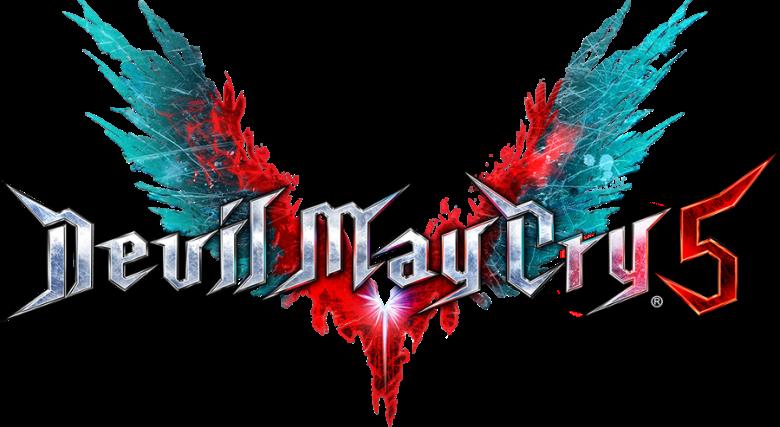 devio may cry 5 logo