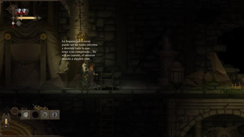 dark devotion la inquisición