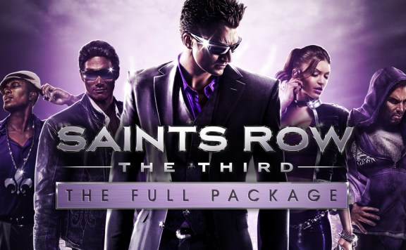 Saints Row fullpackage
