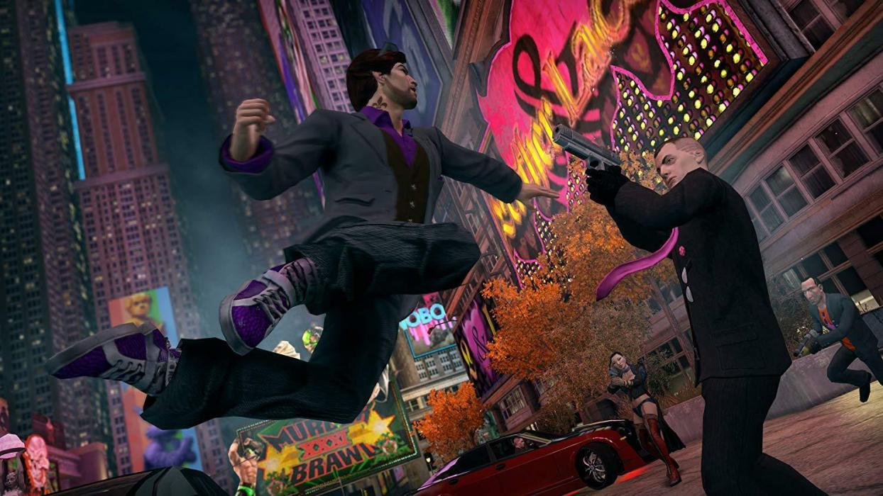 saints row the third switch