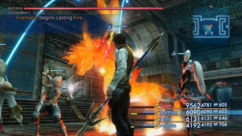 Final Fantasy XII The Zodiac Age gameplay