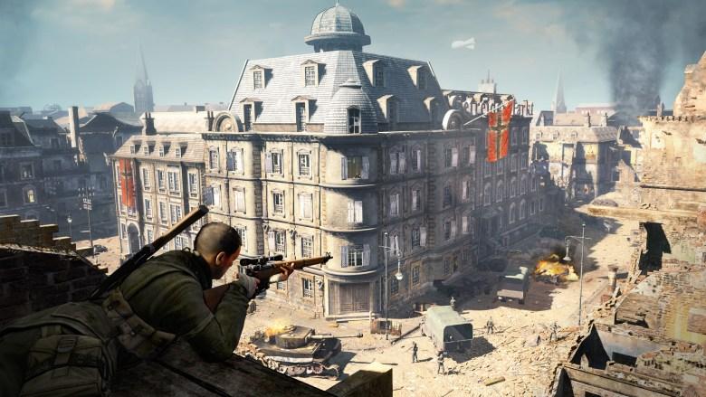 Sniper Elite Remastered jugabilidad