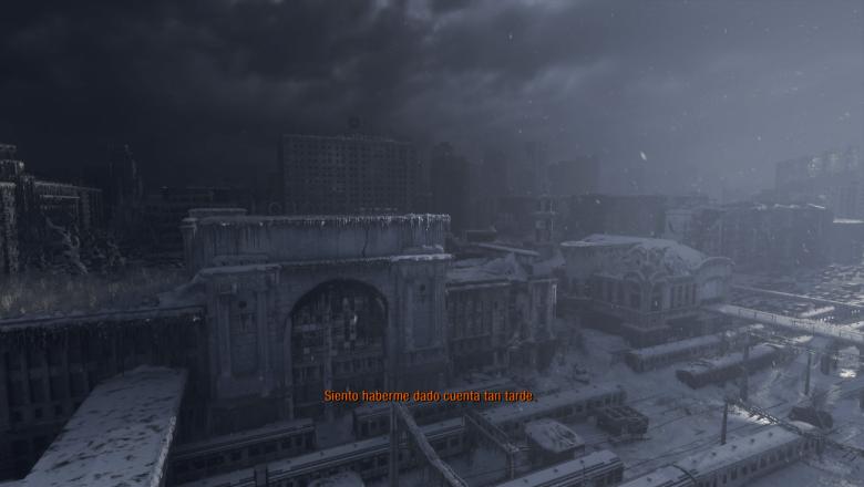 Metro exodus gráficos