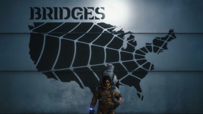 Death Stranding - Bridges Logo