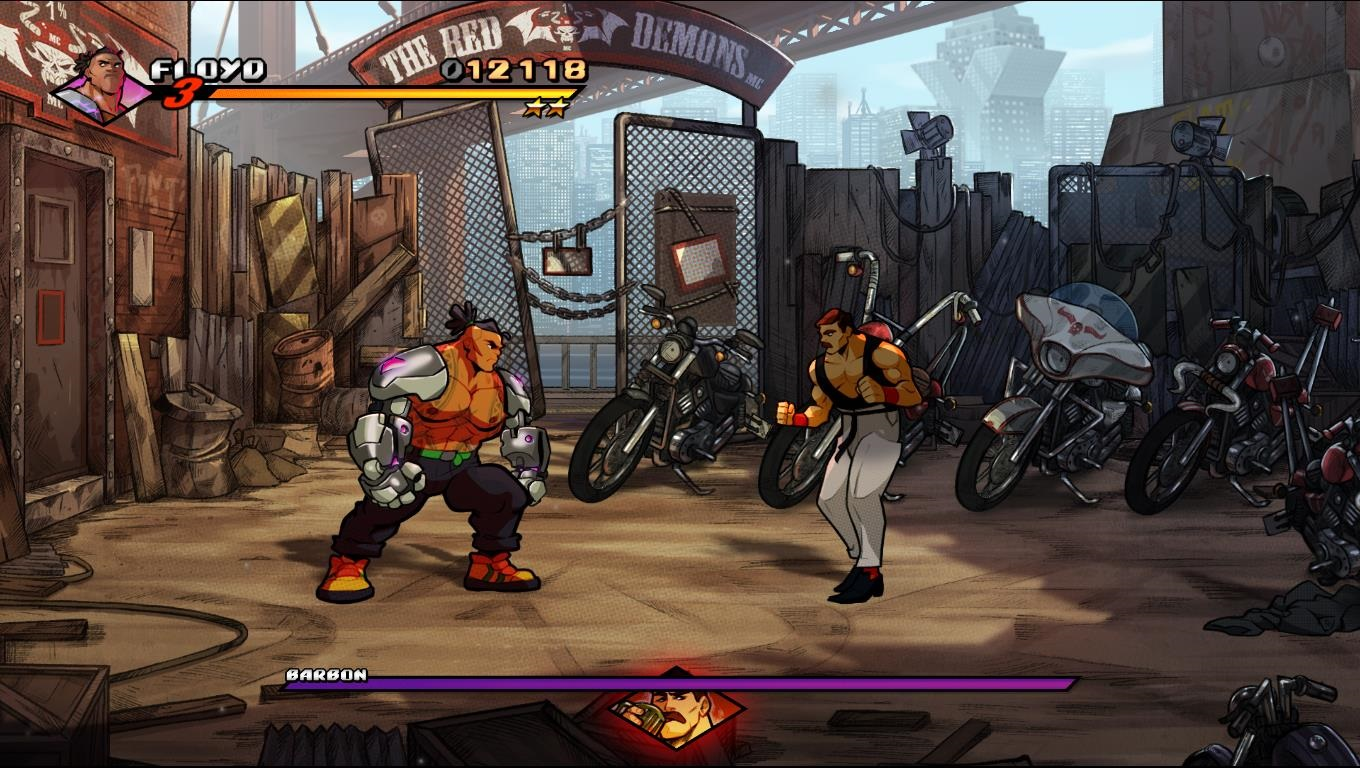 Streets-of-rage-4-gráficos