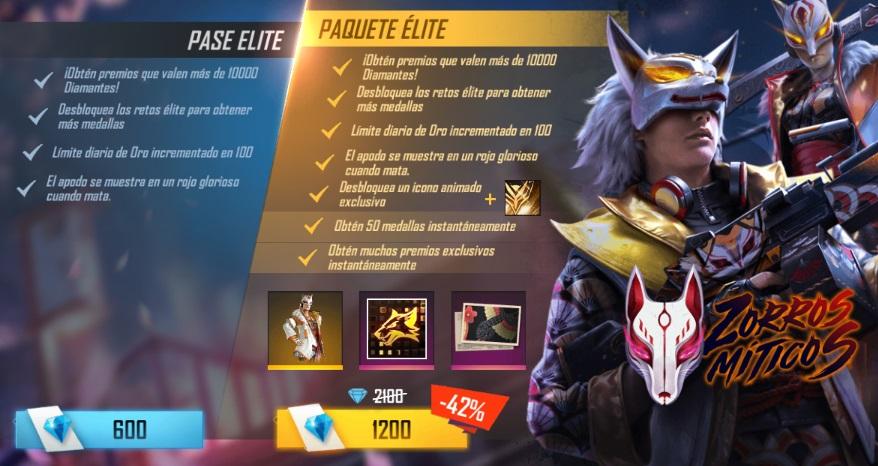 FreeFire-Pase-Elite-zorros místicos