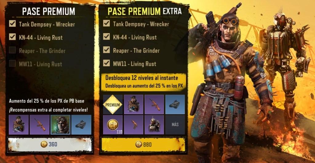 CoD Mobile - The Forge - Battle Pass Premium