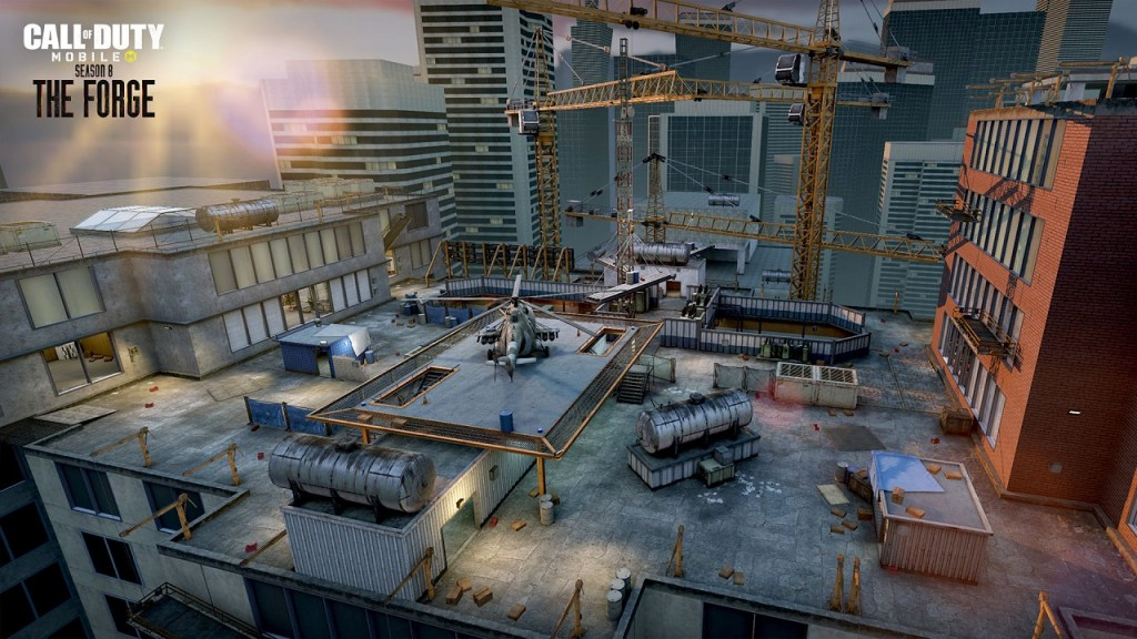 CoD Mobile - The Forge - Highrise