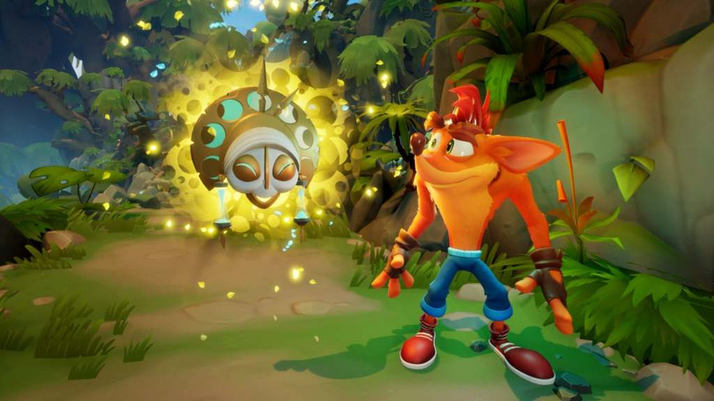 Crash bandicoot 4 its about time historia