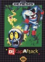 Decap Attack Sega Genesis